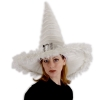 Good Witch Hat White